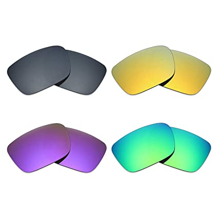 mryok 4 pares de lentes de repuesto para Spy Optic Helm ...