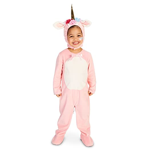 Enchaned Pink Unicorn Child Costume S (4-6)