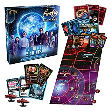Firefly Expansion: Blue Sun Rim space expansion set