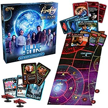 Firefly The Game Blue Sun Rim Space Expansion Set