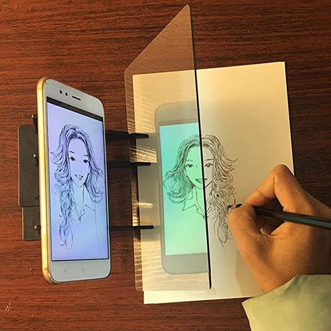 Draw Anything Like a Pro Gadget for Kids and Adults OOEOO Sketch Wizard Easy Tracing Drawing Sketching Tool