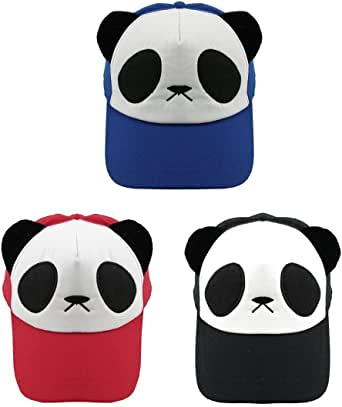 Cotton Panda Cotton Gorras Panda Béisbol Cute De Sombrero Mode De ...