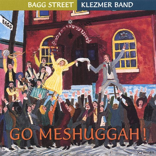 meshuggah yiddish