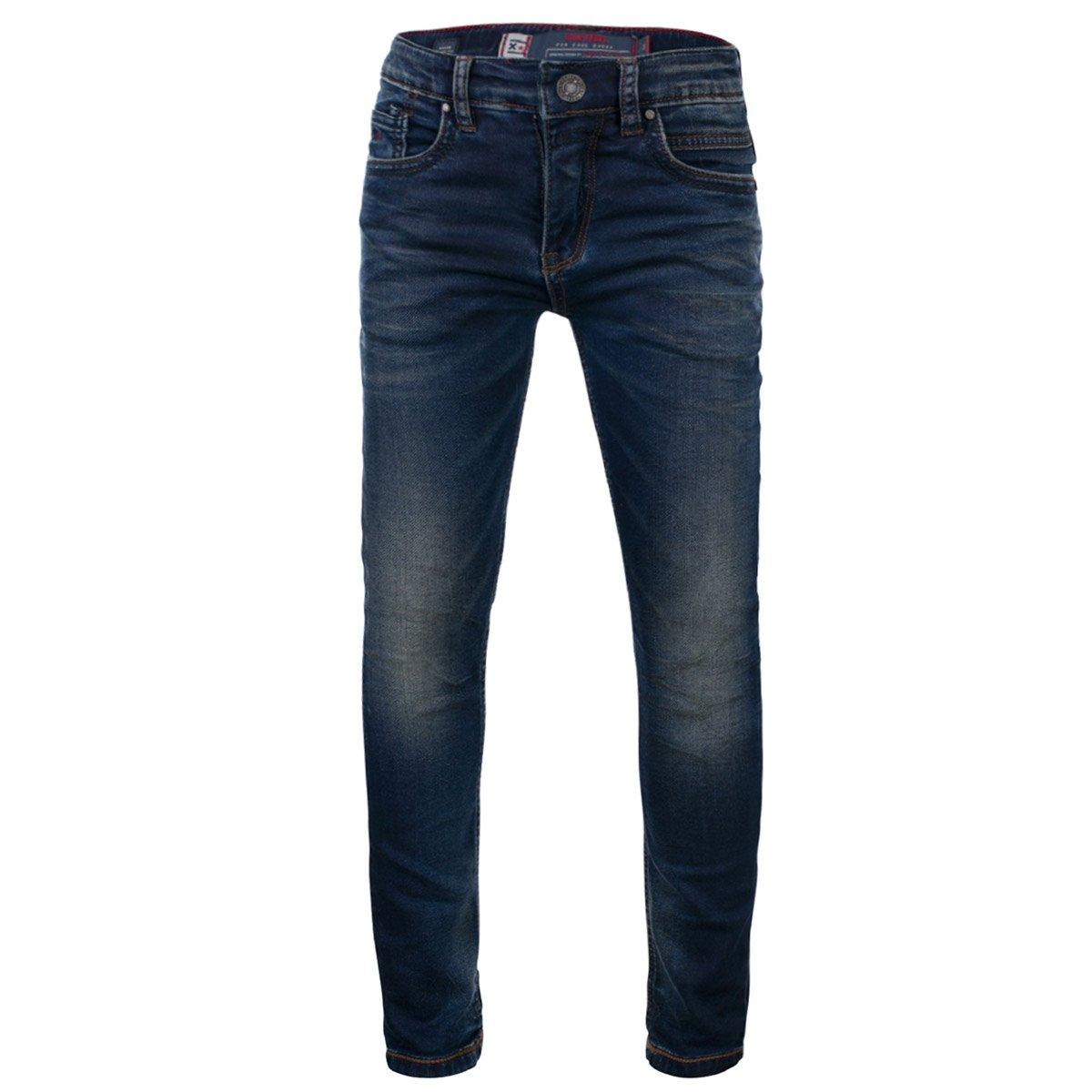 Super Stretch Blue Rebel Jungen Jeans MINOR Comfy Skinny Fit