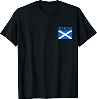 Scottish Flag FLAGS SCOTLAND Sweatshirt Choice of size /& colours.