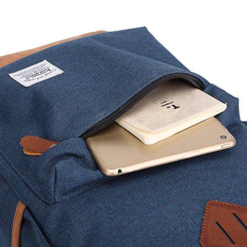 Para Laptop Y Mochila Mujeres Azul Azu Viajes Nueva Hombres Al Excursiones Kaukko Libre Función Aire EqTw7Z