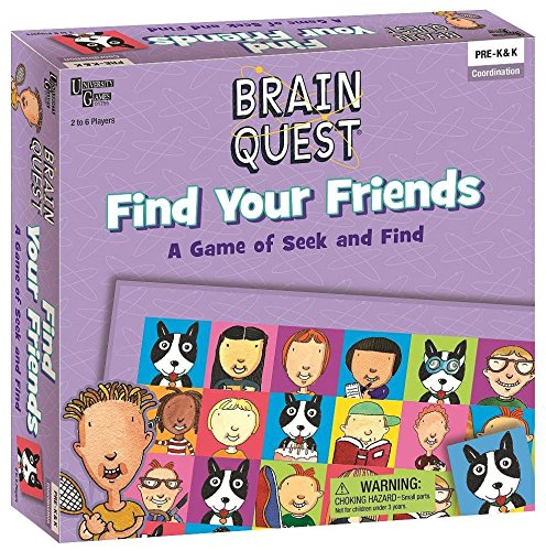 brain quest prek - 8
