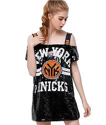 8c5d3166e45e26 Sequin Bandage Off Shoulder T Shirt - Glitter Party Top Club Stripe Shirts  Hip Pop Dance
