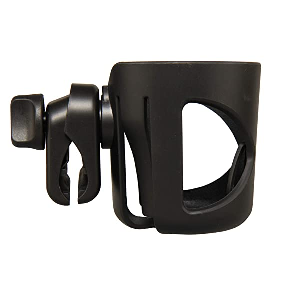 Bicycle or Wheelchair WANPOOL Drink Bottle or Feeding Bottle Cage Holder for use with a Stroller