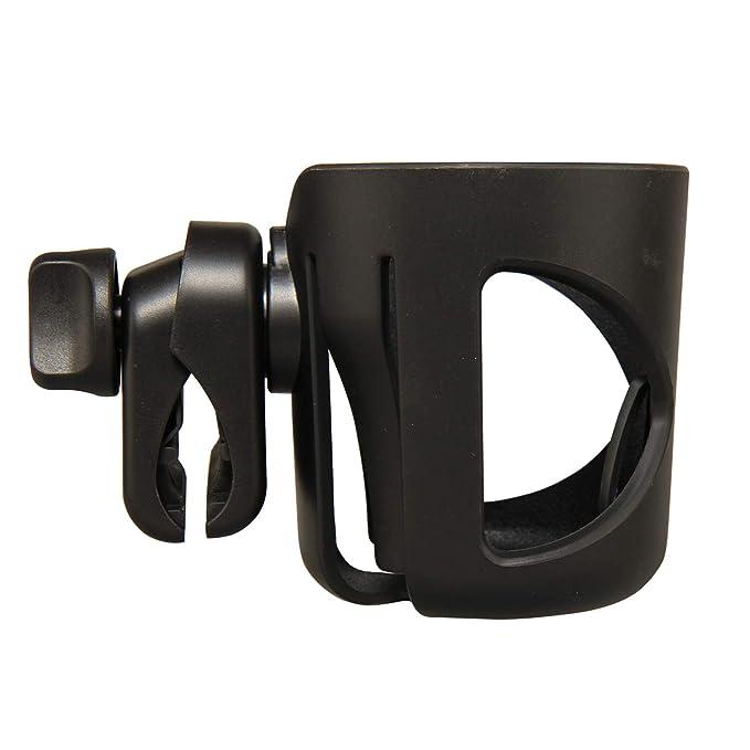 Bike Cup Holder Portable 360° Bicycle Water Bottle Drink Bracket Mount Stroller