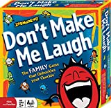 Don't Make Me Laugh! The Silly Reinvented Charades Party Game | Hilarious for Families and Kids | Multi-Award Winner