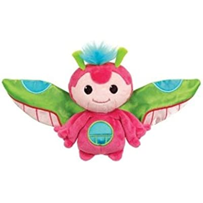 Webkinz ZUMBUDDY Pet Plush - Series 4 - ZOZA a Zippy Zum (Rasberry): Toys & Games