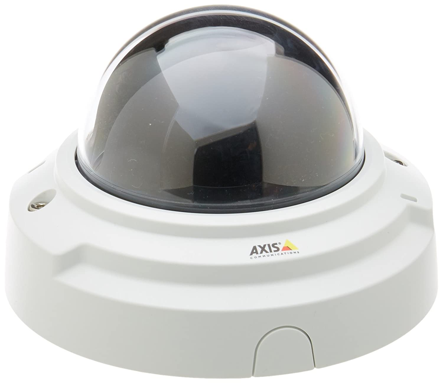 Axis Communications 0465-001 Tamper-Resistant Indoor Fixed Dome Network Camera AXIS COMMUNICATION INC.