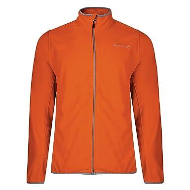 Dare2b Chaqueta de forro polar para hombre, talla mediana, con cremallera, ajustada, hombre, color naranja, tamaño XXXL: Dare2b: Amazon.es: Deportes y aire ...