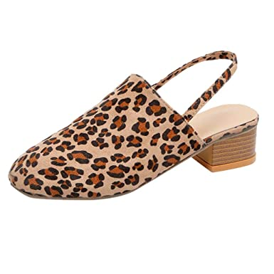 refulgence Women s Classic Comfortable Casual Round Slip-On Single Shoes at Amazon  Women s Clothing store  4001a7cb35c