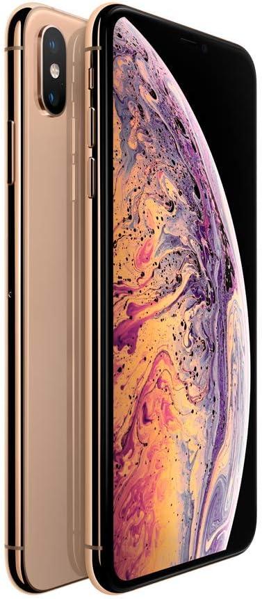 Apple iPhone XS Max 64GB - Oro - Desbloqueado (Reacondicionado)