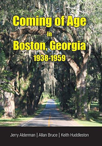 Coming Of Age In Boston, Georgia 1938-1959