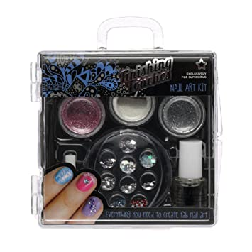 New Superdrug Finishing Touches Professional Look At Home Nail Art
