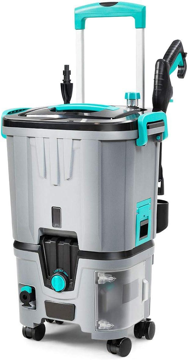 GoPlus Cordless Pressure Washer