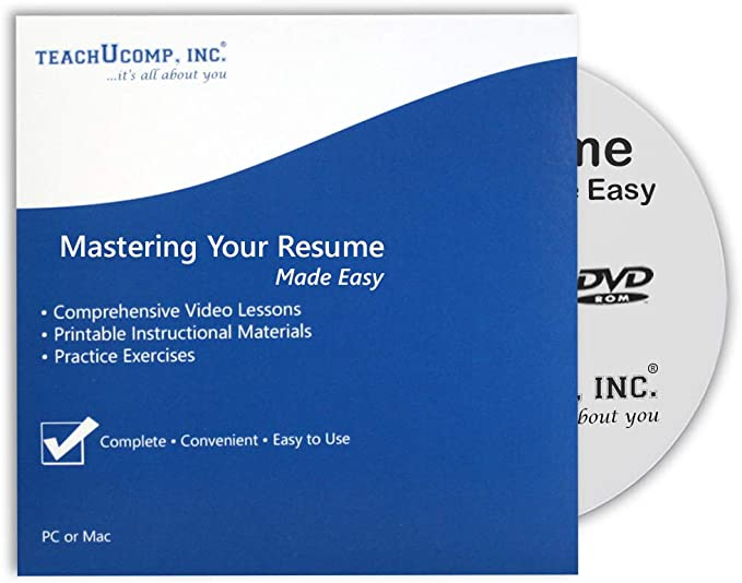 Learn RESUME WRITING CPE How to Create a Winning Resume Training Tutorial Course