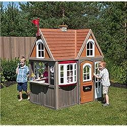Cedar Summit Greystone Cottage Playhouse