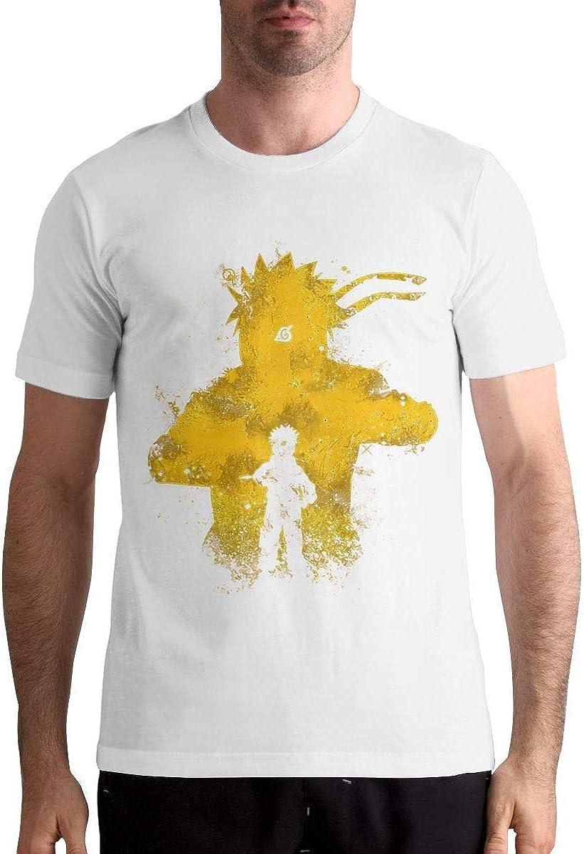 Mbefore Ropa Divertida de Naruto: Nueva Camiseta Deportiva de Hombre Hokage,5XL: Amazon.es: Ropa y accesorios