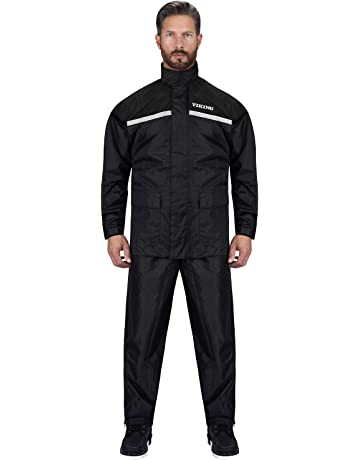 a5becbd0f Amazon.com  Rainwear - Protective Gear  Automotive  Rain Jackets ...