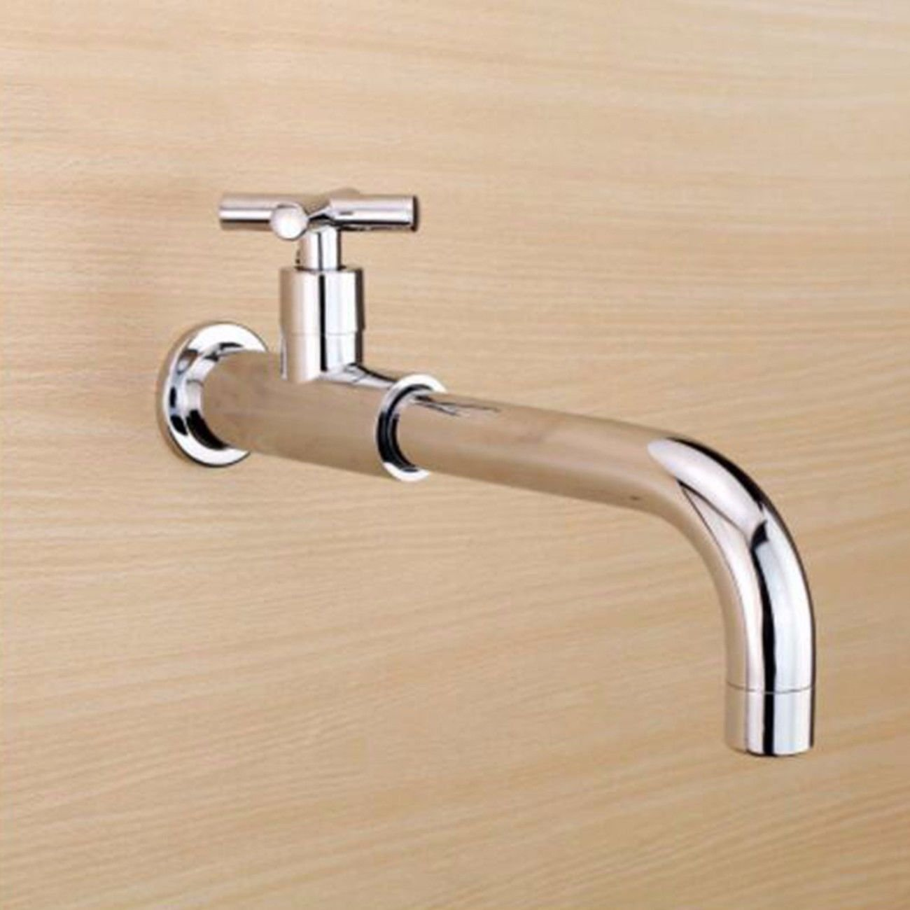 B Gyps Faucet Basin Mixer Tap Waterfall Faucet Antique Bathroom Mixer Bar Mixer Shower Set Tap antique bathroom faucet The WALL MOUNTED KITCHEN SINK single cold water taps full copper laundry pool and t