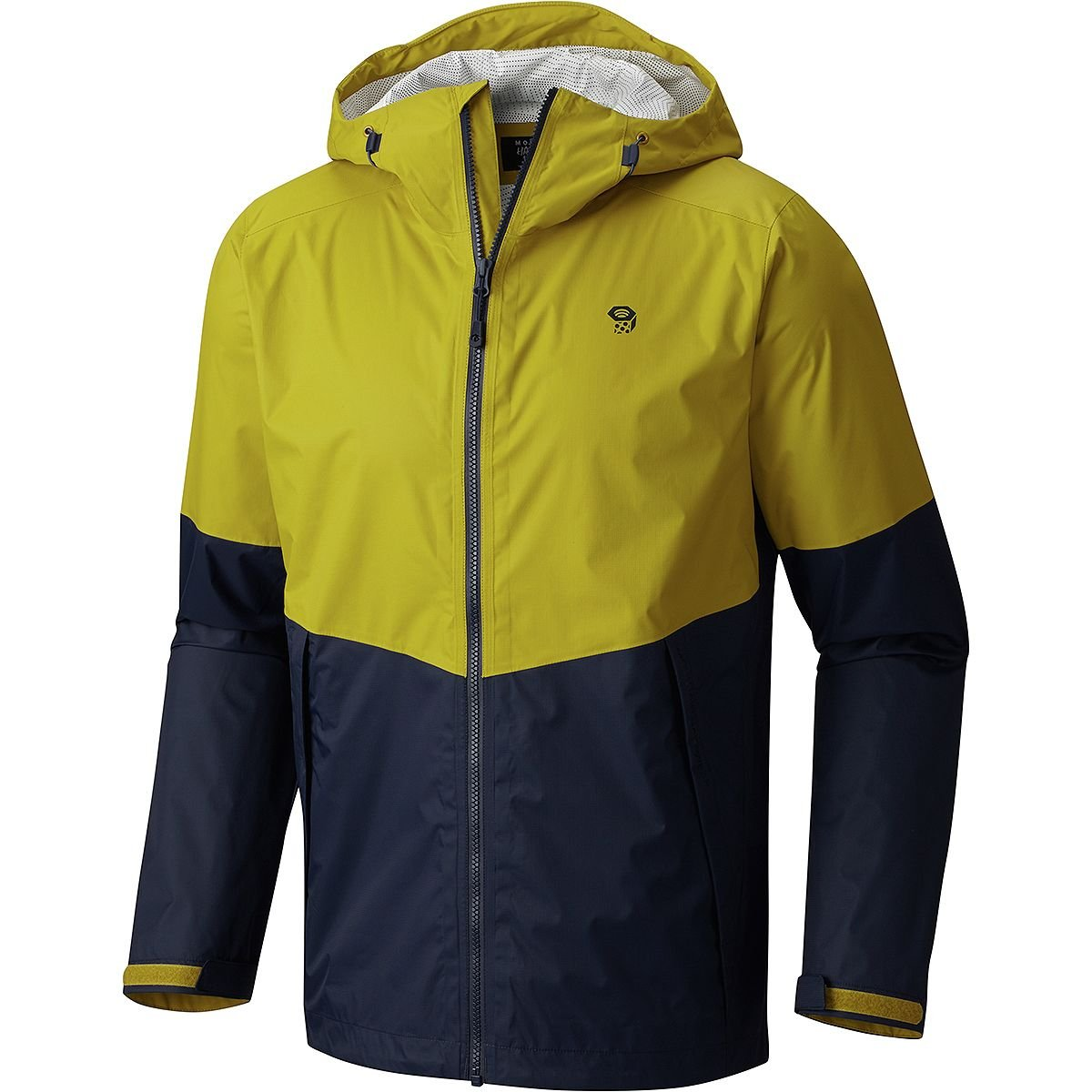 マウンテンハードウェア指数Jacket – Men 's B079H19KZT XX-Large|Dark Citron Dark Citron XX-Large