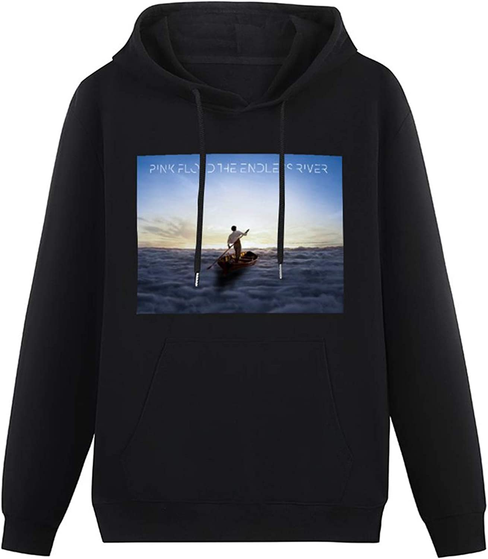 qazwsx Mens ClassicHoody Pink Floyd English Music Group The Endless River Hoodies Long Sleeve Pullover Loose Hoody Sweatershirt with UnisexSweatshirt