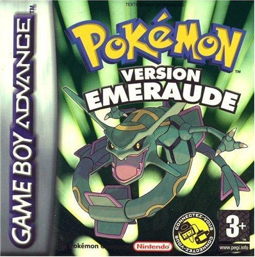Pokémon version emeraude [Game Boy Advance] [Importado de ...