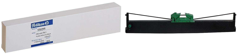 Pelikan 530295 - Cinta para Olivetti PR2/K10Grupo, color negro: Amazon.es: Oficina y papelería