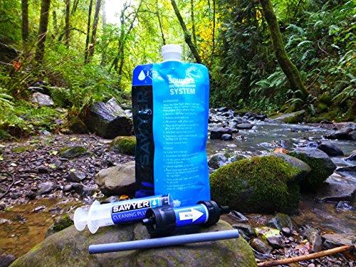 Sawyer Mini water filter system by Sawyer