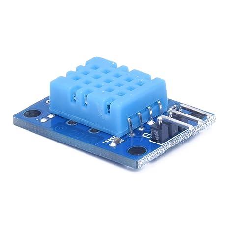 Módulo De Sensor De Temperatura Digital Compatible Humedad DHT11 Arduino