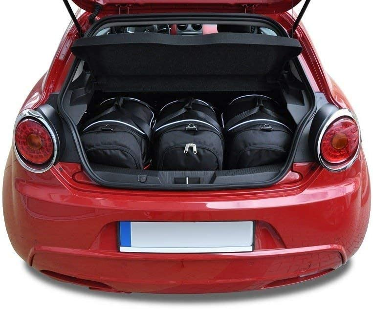 KJUST Car Fit Bags Dedicated to Alfa Romeo Mito 3D Hatchback, 2008 -