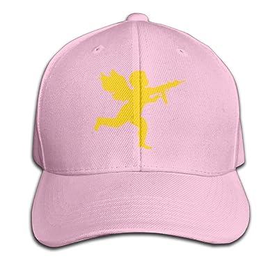 Vanilla Ice Cupid Hold Gun Logo Adjustable Snapback Baseball Fitted ... 6df037267fc