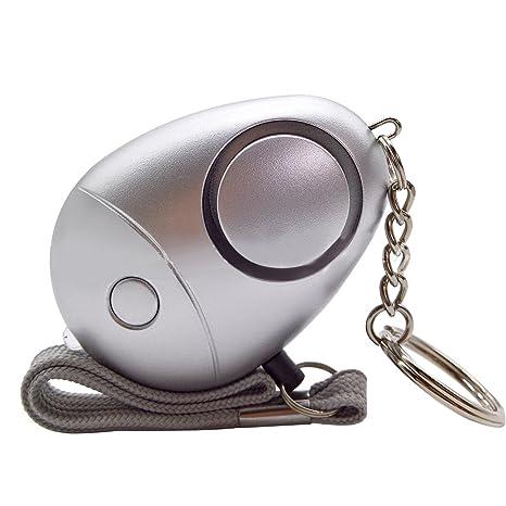 OWSOO Personal Alarma 120-130dB Alarma de Autodefensa Alarma ...