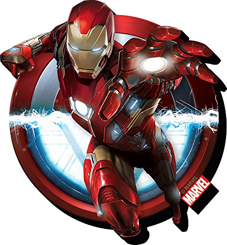Aquarius Captain America Civil War Iron Man Funky Chunky Magnet