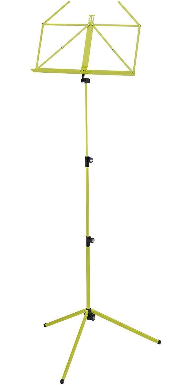 Konig & Meyer 10010-000-99 625mm a 1240mm Atril ajustable - Rainbow Konig & Meyer (K&M) 10010.000.99