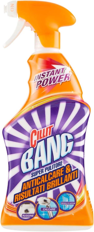 Cillit Bang super limpiador antical y suciedad Ostinato – 3 unidades de 750 ml [2250 ml]: Amazon.es: Salud y cuidado personal