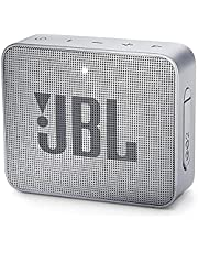 مكبر صوت محمول بتقنية البلوتوث جو 2 من جيه بي ال JBLGO2GRYAM - رمادي