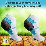 Plantar Fasciitis Compression Socks - Relief of