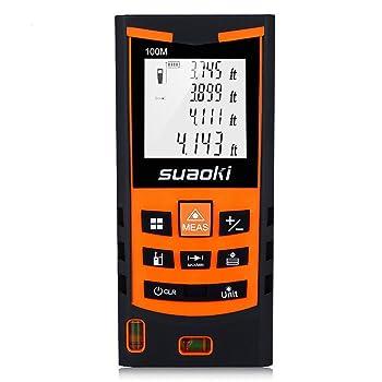 SUAOKI S9 Laser Distance Measure Tool