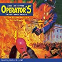 Operator #5 V1: The Masked Invasion Audiobook by Curtis Steele Narrated by Richard Epcar