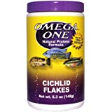 Omega One Cichlid Flakes 5.3oz