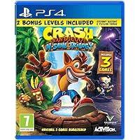 Crash Bandicoot N. Trilogy Bonus Edition PS4
