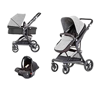 Baby Elegance Mist Travel System 2-In-1 prams with car seat: Amazon