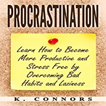 PROCRASTINATION: LEARN HOW TO BECOME MORE PRODUCTIVE AND STRESS FREE