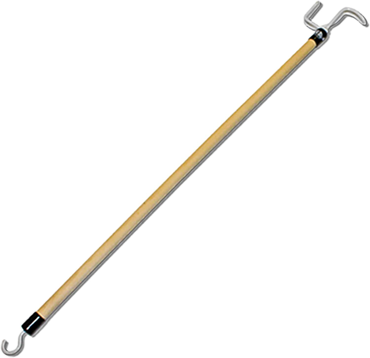 RMS Deluxe 28 Inches Long Dressing Stick - Dressing Aid for Shoes, Socks, Shirts and Pants