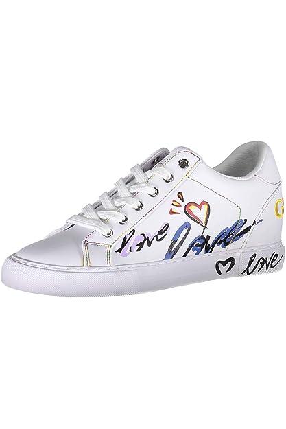 87c112b7 Guess Jeans Mujer Calzado: Amazon.es: Zapatos y complementos